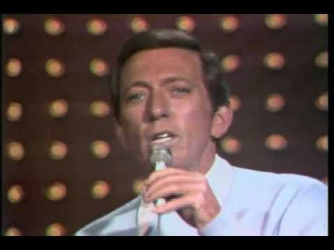 Andy Williams - performs Moon River (1967) in 1970.  He attended my alma mater…