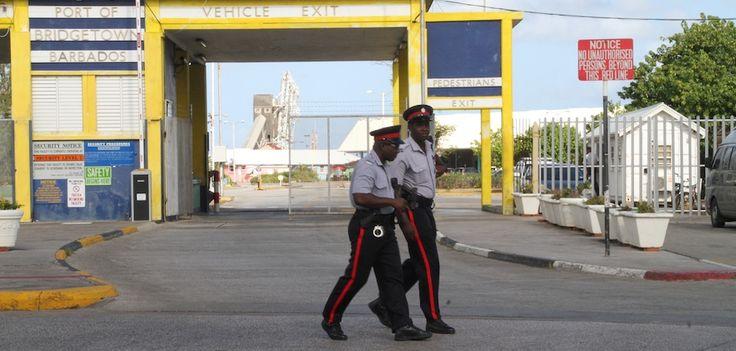 SOL employee arrested at Bridgetown Port - http://www.barbadostoday.bb/2016/05/05/sol-employee-arrested-at-bridgetown-port/