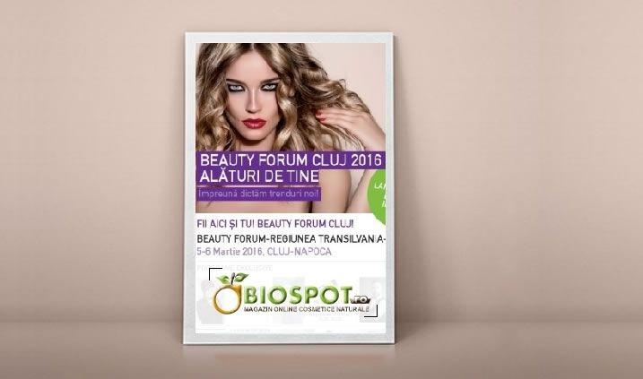 Cam asa a fost la Beauty Forum Cluj