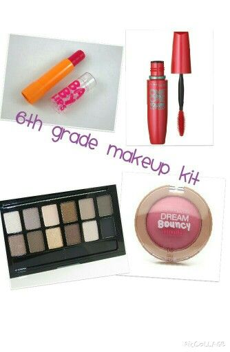 6th grade makeup kit