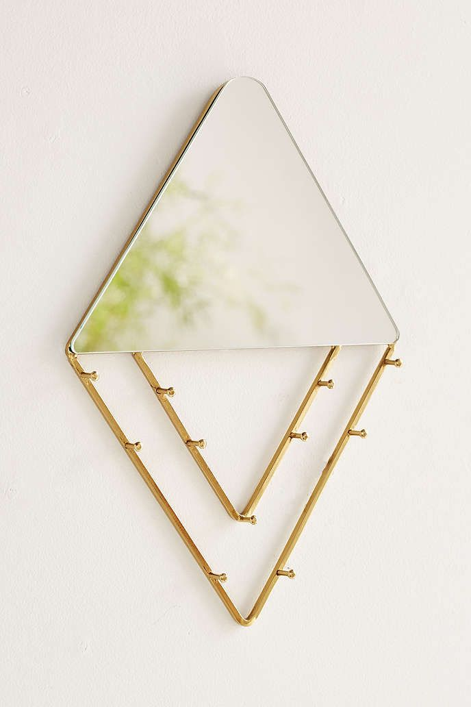 Mirror/Jewellery hanger