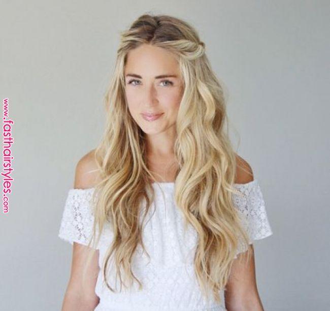 40 Beautiful Beachy Wave Hairstyles We Love