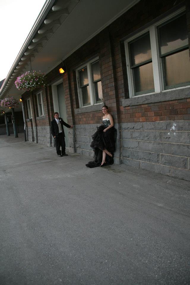 Railroad Station, Stratford, ON