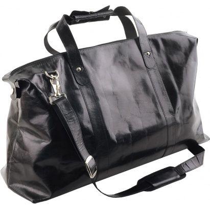 СУМКА ДОРОЖНАЯ «ПУТЕШЕСТВЕННИК»  Такая сумка из натуральной кожи будет отличным подарком для практичного человека, который любит путешествовать. Будь то коллега или любимый мужчина.  #podarkoff #vip #vippodarki #подаркоффру #подарки #подарок #gifts #russia #Россия #сумка #путешествие #мужчина #черный