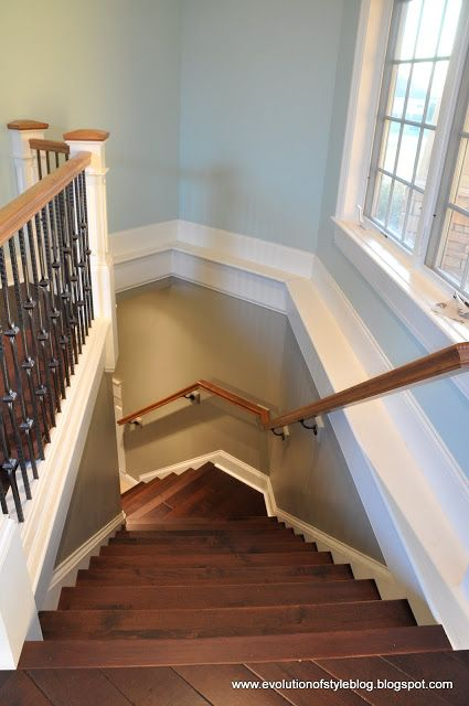 Evolution of style our paint colors sherwin williams for Wall colors and moods