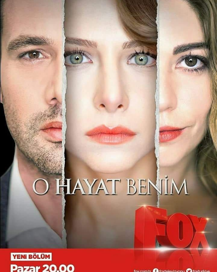 Thank You Very Much All For 15k You Are The Best This Is An Old Promo Picture Ohayatbenim Keremcem Ezgiasaroglu Cerenmoray