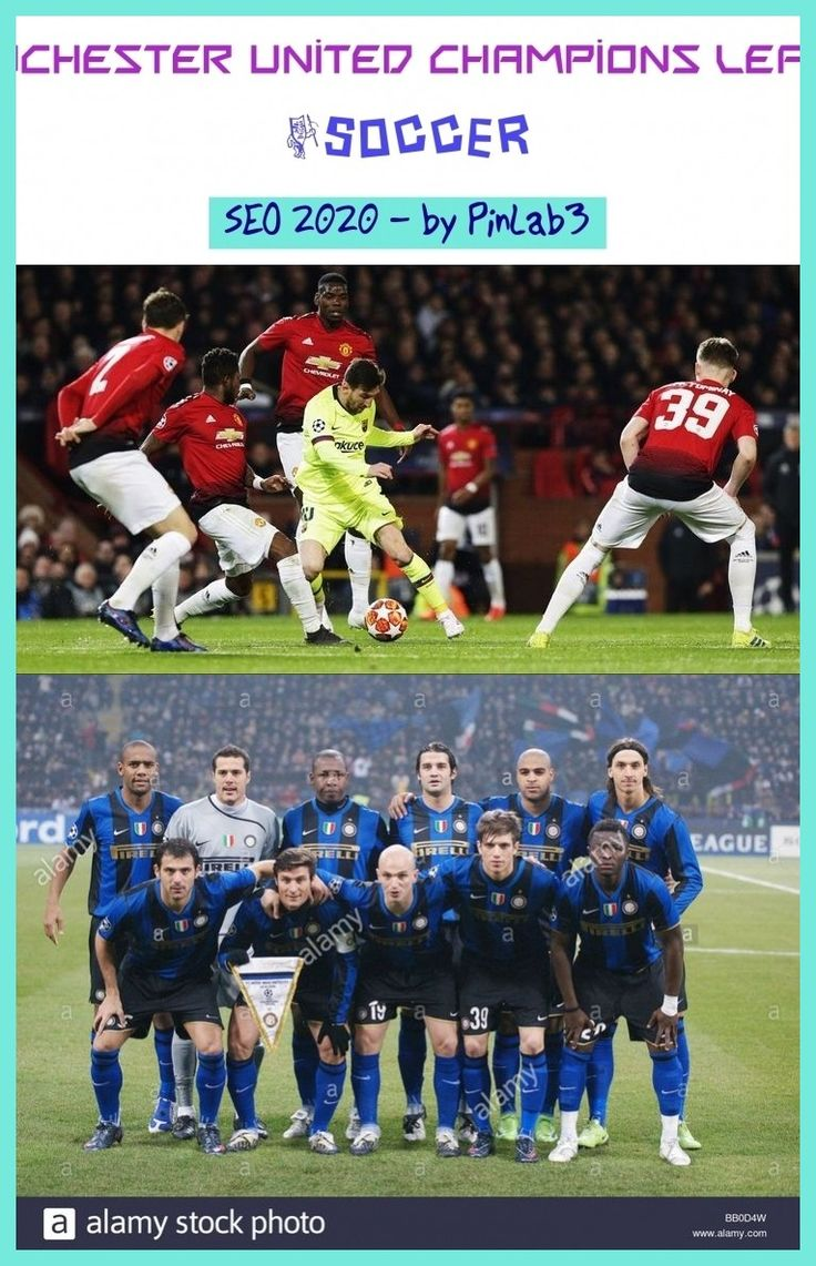 Manchester united champions league manchester united