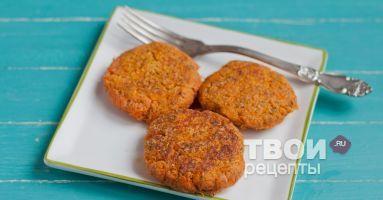 """""""Морковные котлеты"""" - cамый вкусный рецепт :)"""