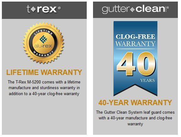 Product Warranty Specifications Gutter Protection Cleaning Gutters Rain Gutters