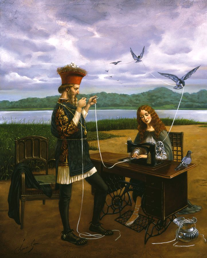 Michael Cheval - Message of Passage (2003)