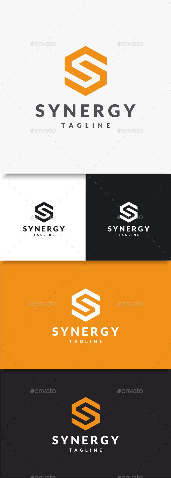 Synergy Letter S Logo 73 best