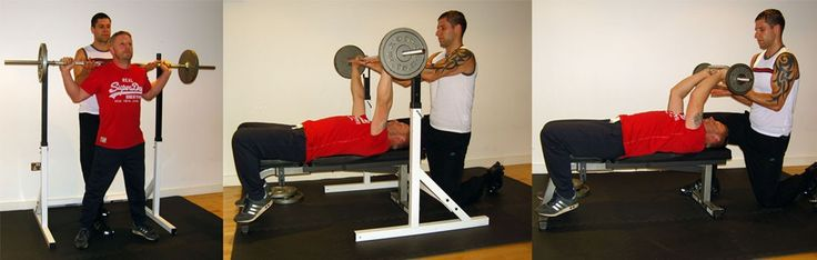 Weight training is an important factor in any fitness plan, allowing you to build muscle and burn fat more effectively.