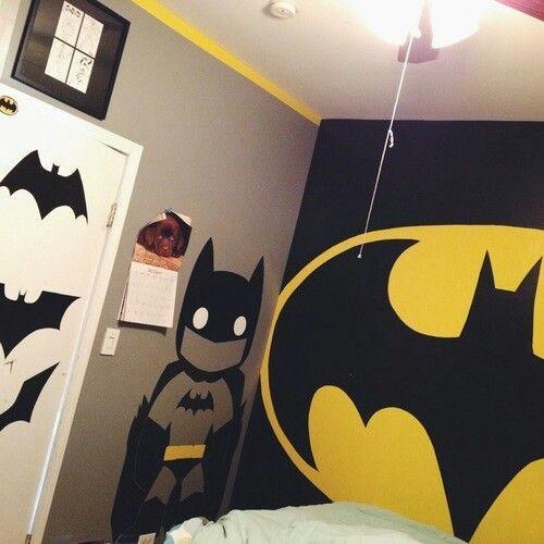 45 best masons batman room images on Pinterest | Nursery, Batman ...