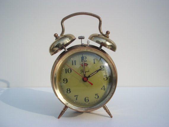 32 Best Vintage Alarm Clocks Images On Pinterest