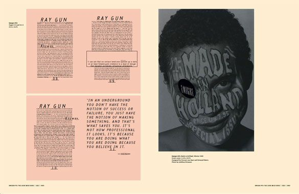 Emigre Books - Emigre No.70: The Look Back Issue - Selections from Emigre magazine #1 - #69