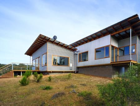 http://www.lifehousedesign.com.au :: Baker House :: Rural Industrial