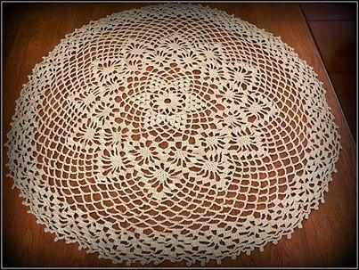 Table cloth 105cm diameter