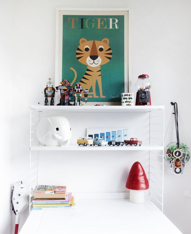 kids room style | lots of lovely details!