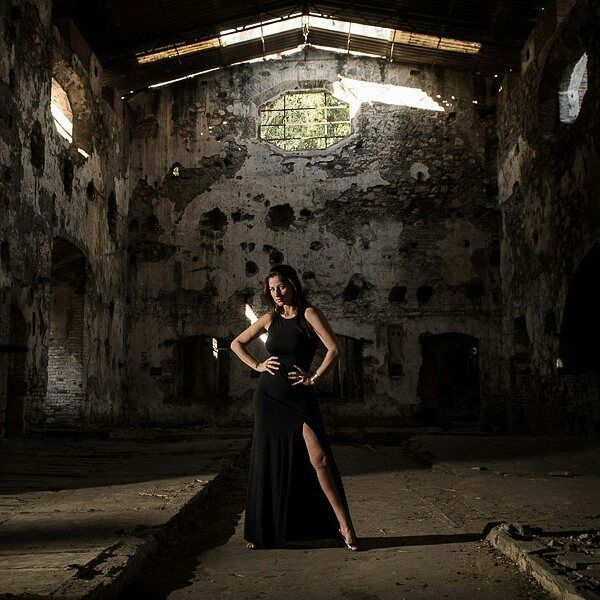 The lady in black #morelos #mexico #wedding #photographer