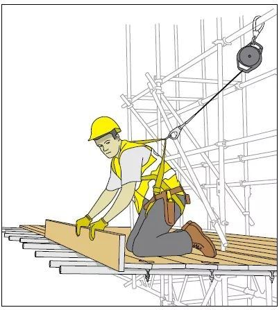 Scaffolder safety tips