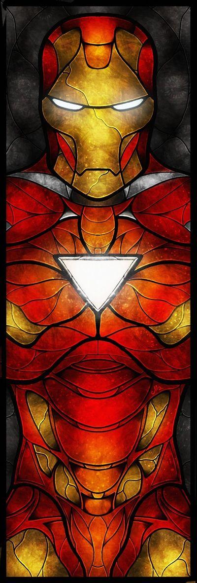 The Iron Man by Mandie Manzano
