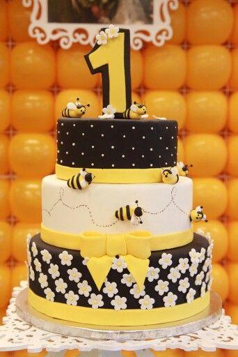 Festa da abelhinha , bumblebee party