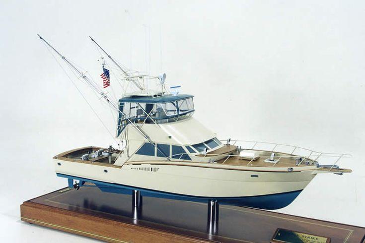 Deep Sea Fishing Boat 1 48 Scale Model Ships Modern Era