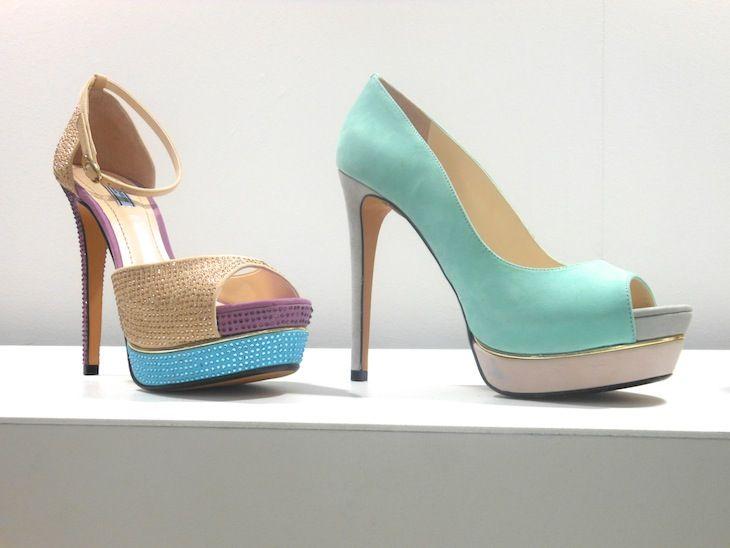 #shoes #blu #silver #fuxia #yellow #fashion #summer #brazil fashionblogger #nexttrend #accessories