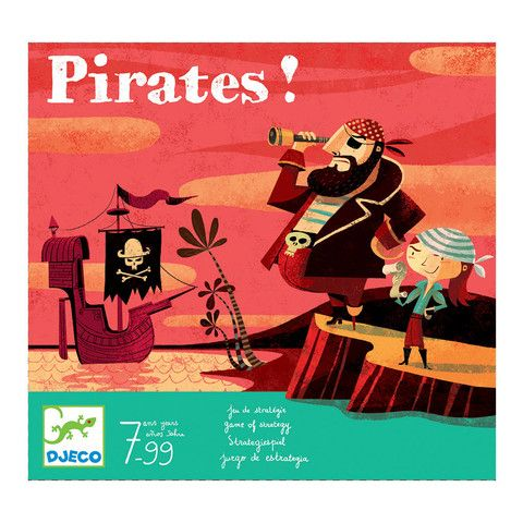 Pirate Strategy Game