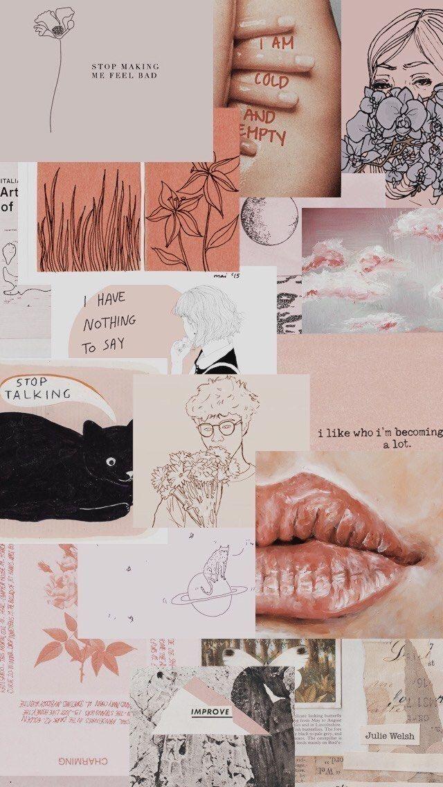 Wallpapers Aesthetic Art Background Https Weheartit Com Entry 328811895 Fotografi Abstrak Fotografi Seni Foto Abstrak
