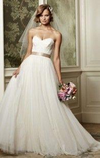 WTOO Wedding Dresses - Style Agatha 13704