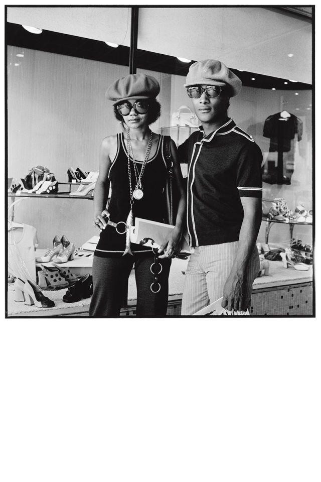 Street Style TBT: Hollywood Boulevard, 1969-72  - HarpersBAZAAR.com