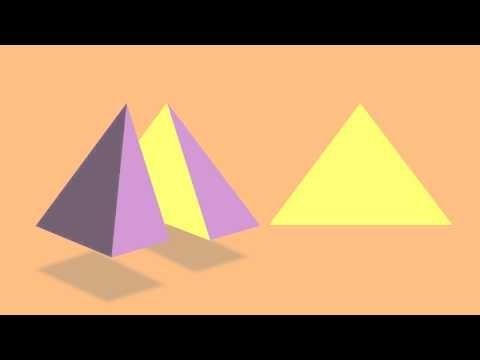Math Shorts Episode 8 - Slicing Three Dimensional Figures - YouTube