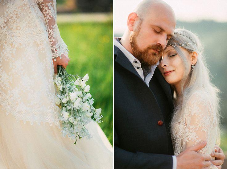 Photography Of Wedding Flavia & Bogdan – Styled Photo Shoot - LOWDeer - stevenguyen1990 - steve