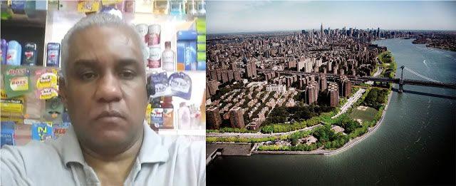 NUEVA YORK. _ Fue hallado muerto en las aguas del Río del Este (East River),  el bodeguero dominicano Héctor Cuevas de 65 años de edad,  que había desaparecido sin llevarse nada,  incluyendo el