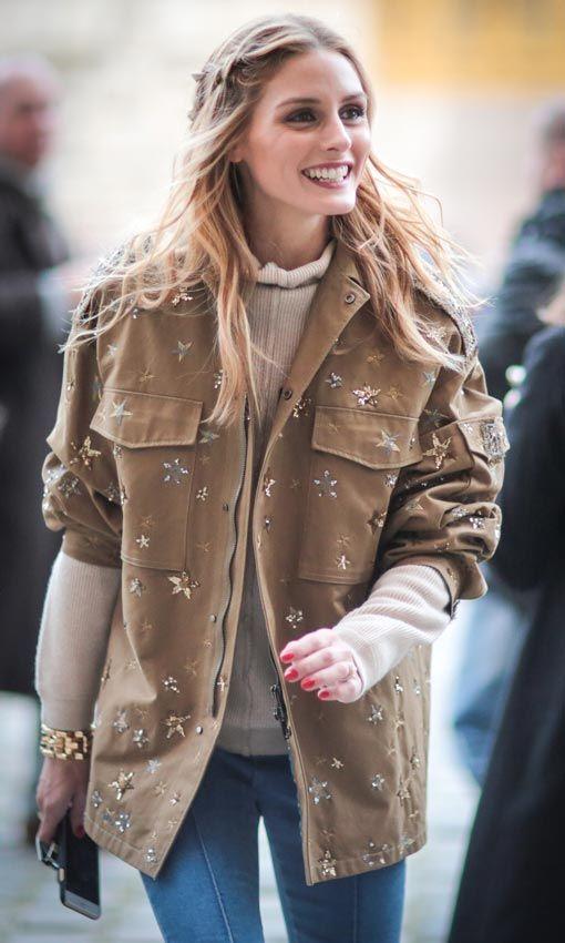 Street style en la Fashion Week de Paris