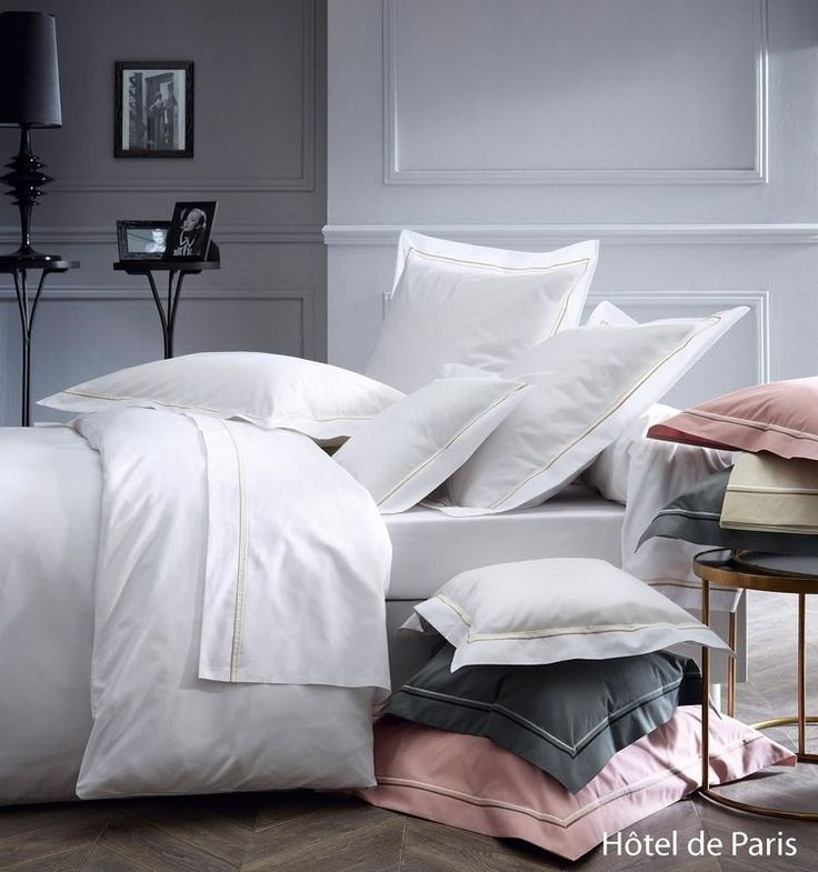 17 meilleures id es propos de draps de luxe sur pinterest draps de lit literie de luxe et. Black Bedroom Furniture Sets. Home Design Ideas
