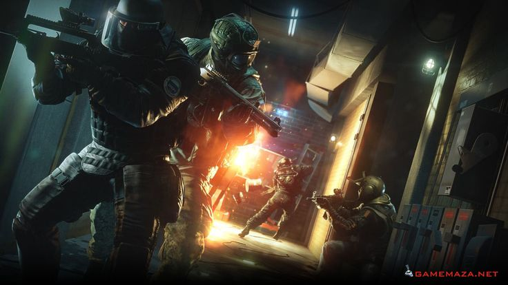 Tom Clancy's Rainbow Six Siege Free Download - GameMaza Download