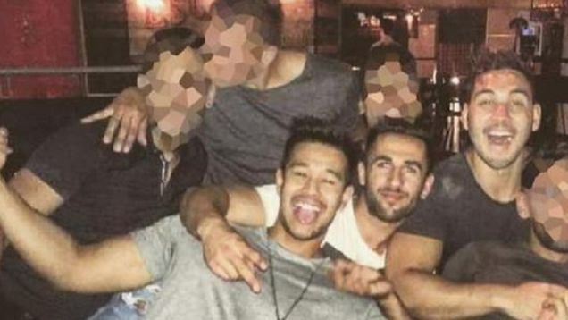 Three Australian men who pled guilty to gang raping a 17-year-old girl while visiting Croatia have apparently paid around $22,000 (USD) to avoid jail time. Australia's Brisbane Times reports that that Dylan Djohan, 23, Ashwin Kumar, 23, and Waleed Latif, 21 all agreed to pay a settlement to their Norwegian victim under a Croatian law that allows payment instead of a trial.