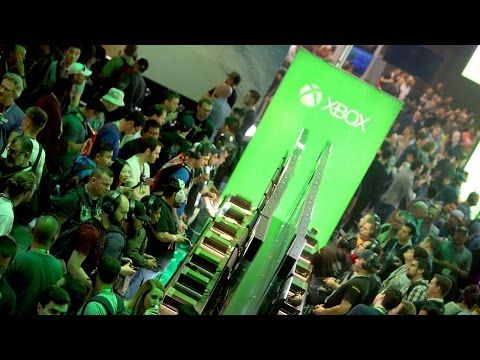 Xbox One Scorpio in 2016 & 2017 - New Hardware, Great new Titles & Xbox ...