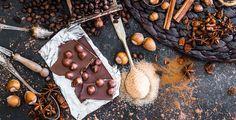 Ob Sie klassisch braune, weisse oder vegane Schokolade selber machen wollen, Süsses gibt es bei uns auf Rezept.
