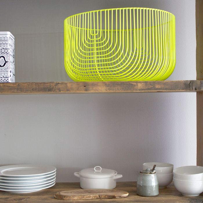 A+R Store - Oversized Wire Baskets - Product Detail