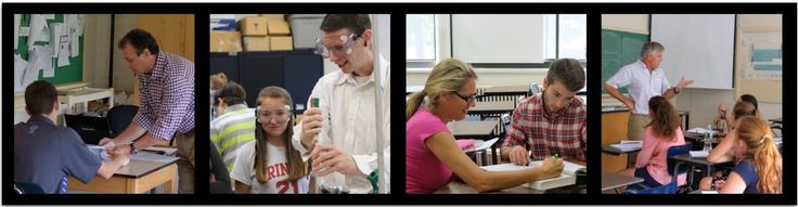 Academics at Trinity High School