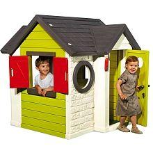 Ma maison Smoby : bientôt dans notre jardin !