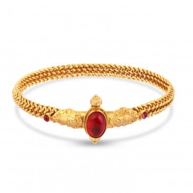 Divine Gold Bangle