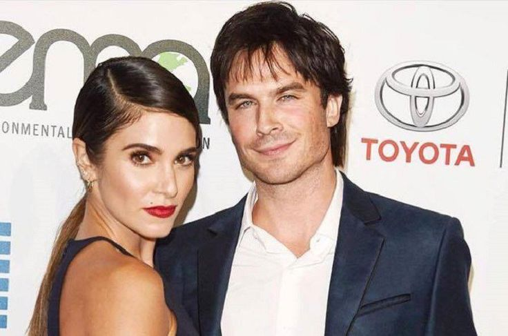 'Vampire Diaries' Star Ian Somerhalder and Wife Nikki Reed More In Love Than Ever