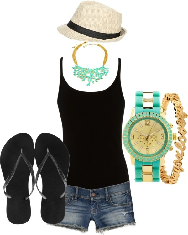 """At the Parks"" by la-haaze on Polyvore"