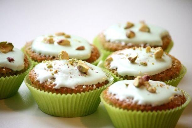 Muffin al pistacchio  #muffin #muffins #pistacchio #pernigotti