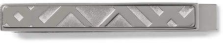 Burberry Checked Silver-Tone Tie Bar #men #mensfashion  #womensfashion #brand #watches #collection #giftideas #burberry