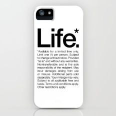 Life.* Available For A L… iPhone SE Slim Case